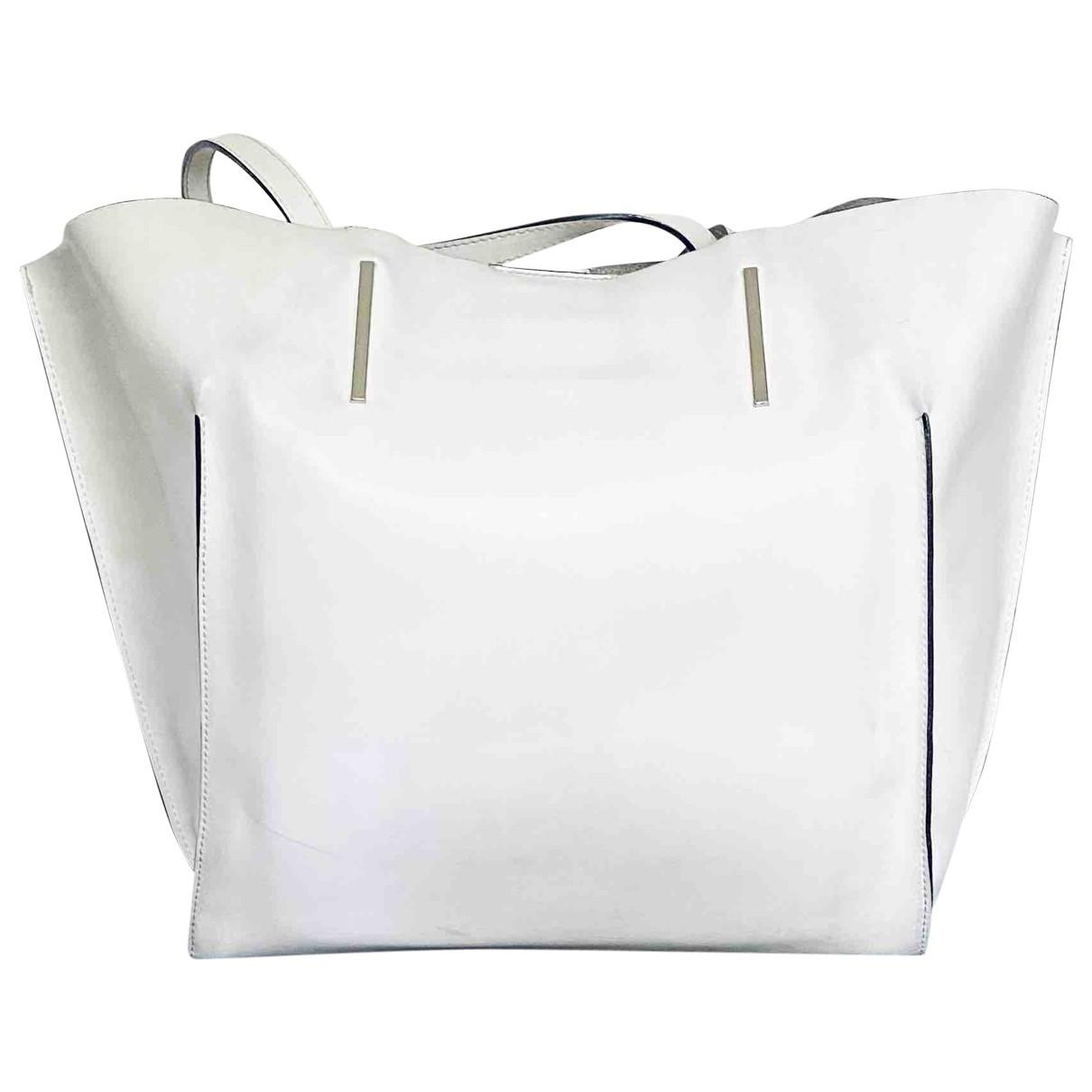 Gianni Chiarini N White Leather handbag for Women N