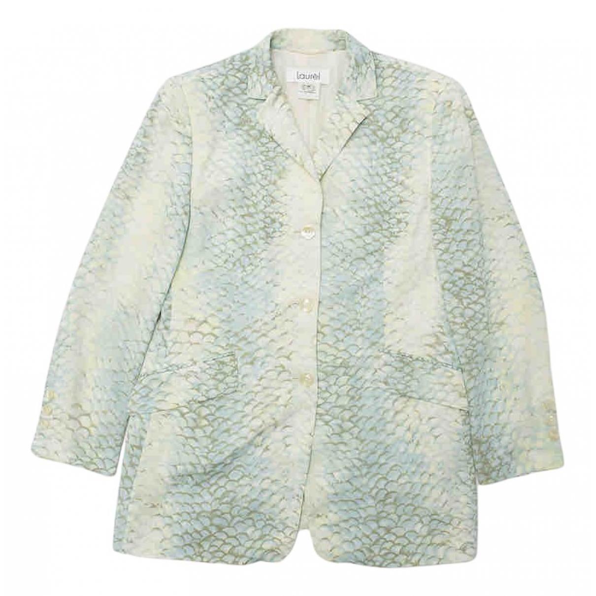 Laurel \N Turquoise jacket for Women 42 FR