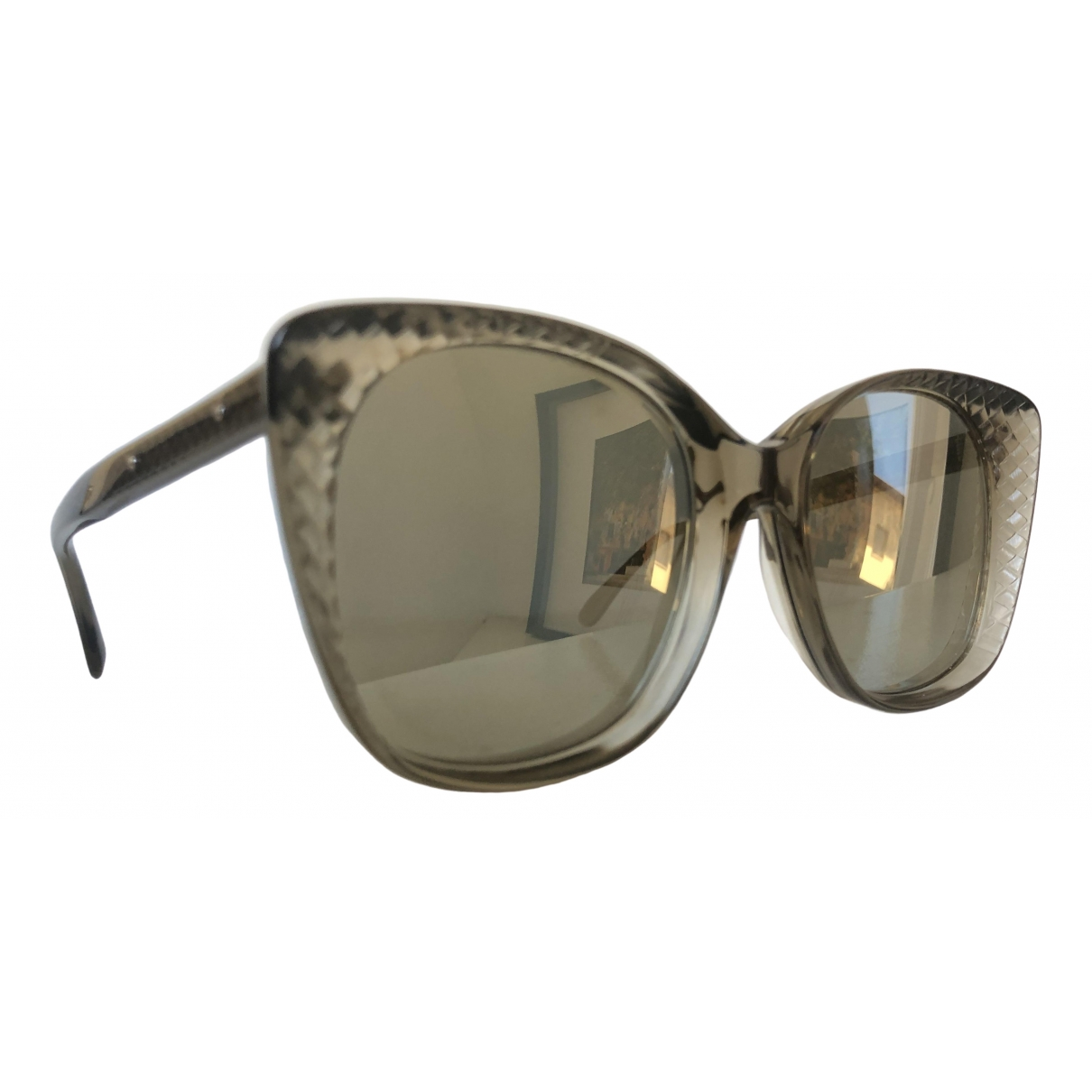 Bottega Veneta \N Green Sunglasses for Women \N