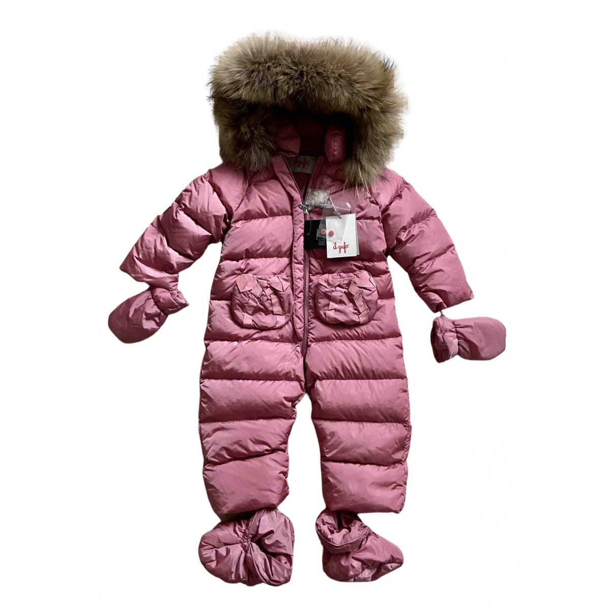 Il Gufo N Pink Outfits for Kids 2 years - up to 86cm FR