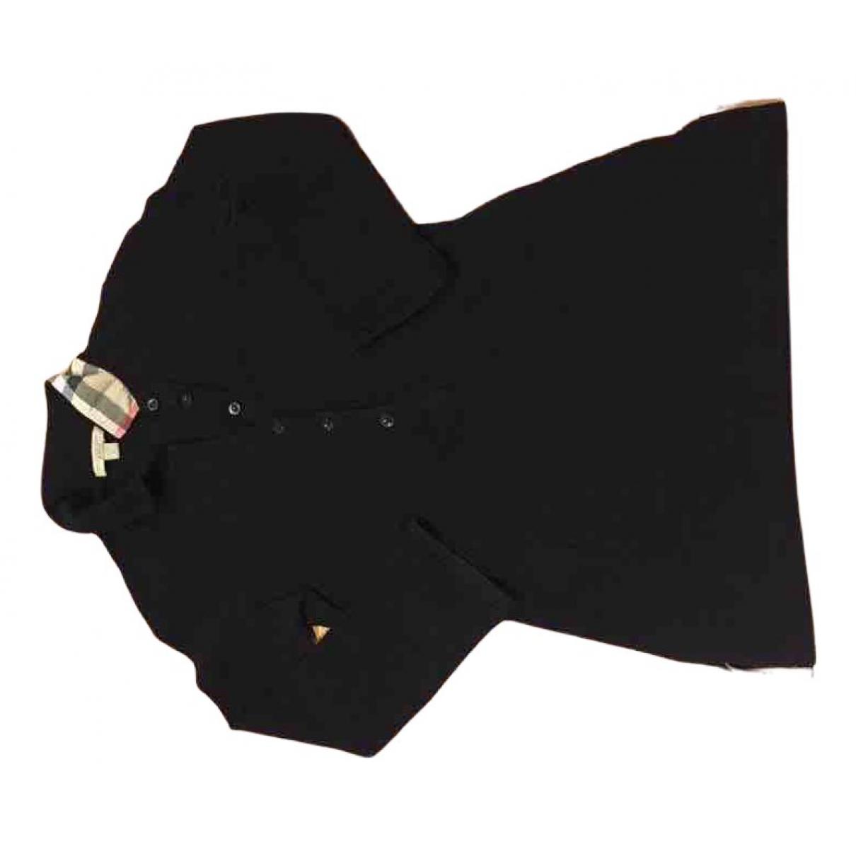 Burberry N Black Cotton  top for Women 36 FR