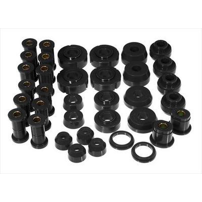 Prothane Motion Control Total Kit (Black) - 6-2020-BL