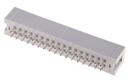 ASSMANN WSW , AWHW, 34 Way, 2 Row, Straight PCB Header (5)