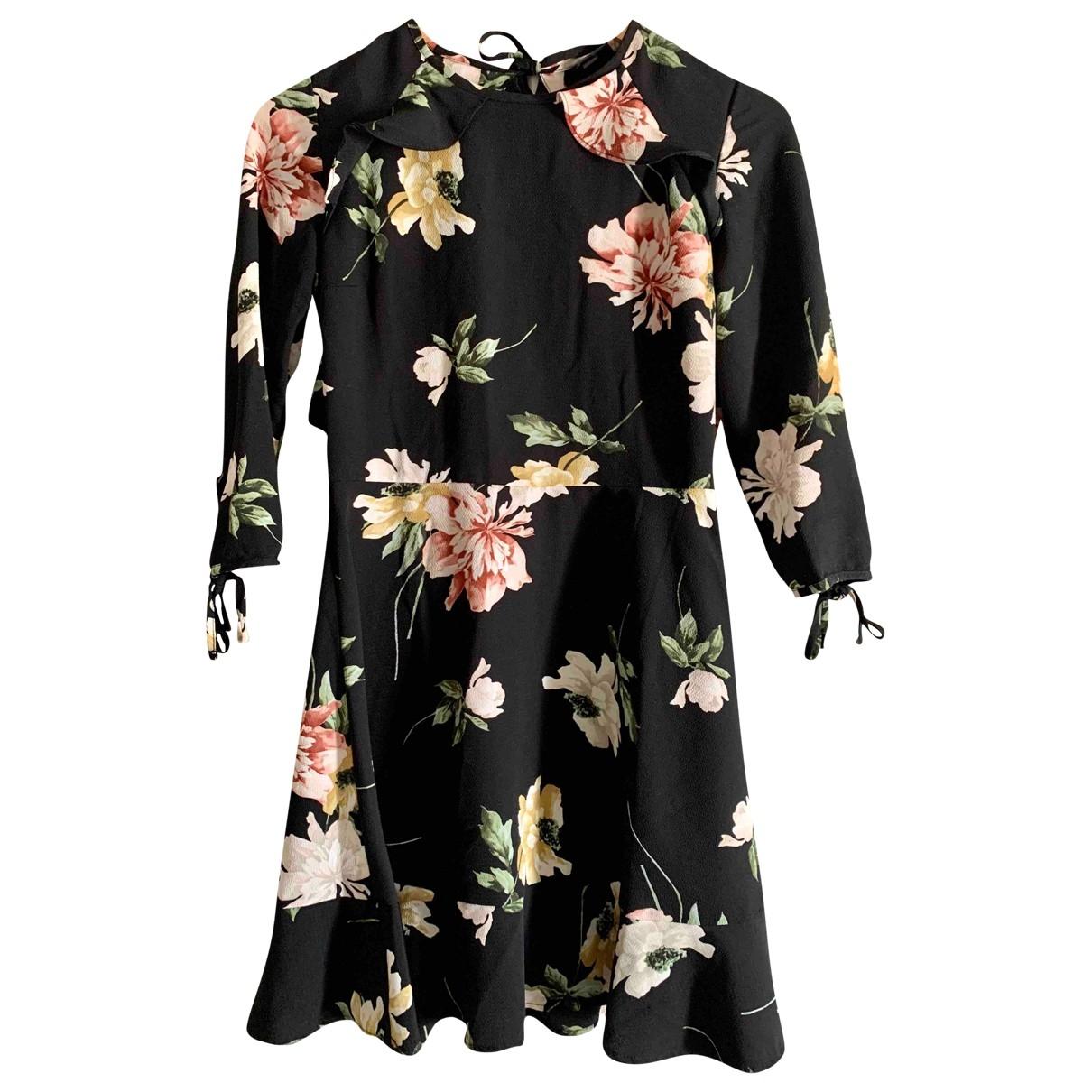 Tophop \N Kleid in  Bunt Polyester