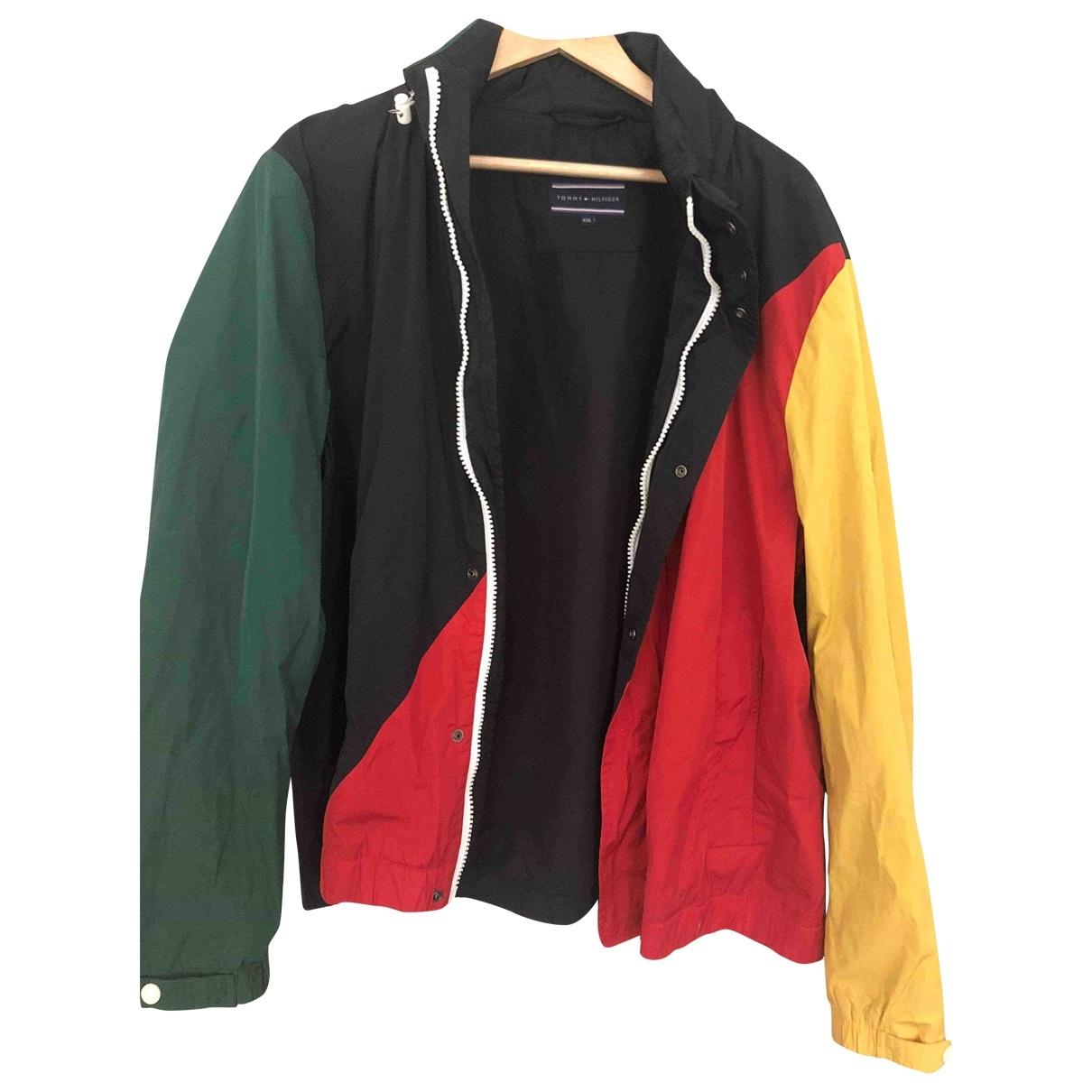 Tommy Hilfiger \N Black jacket  for Men XXL International