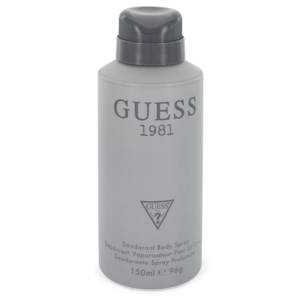 Guess 1981 - Guess desodorante en espray 150 ml