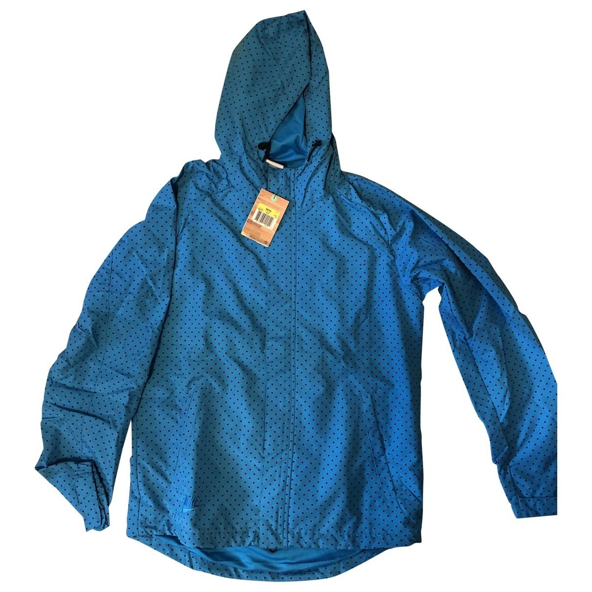 Nike \N Blue jacket  for Men S International