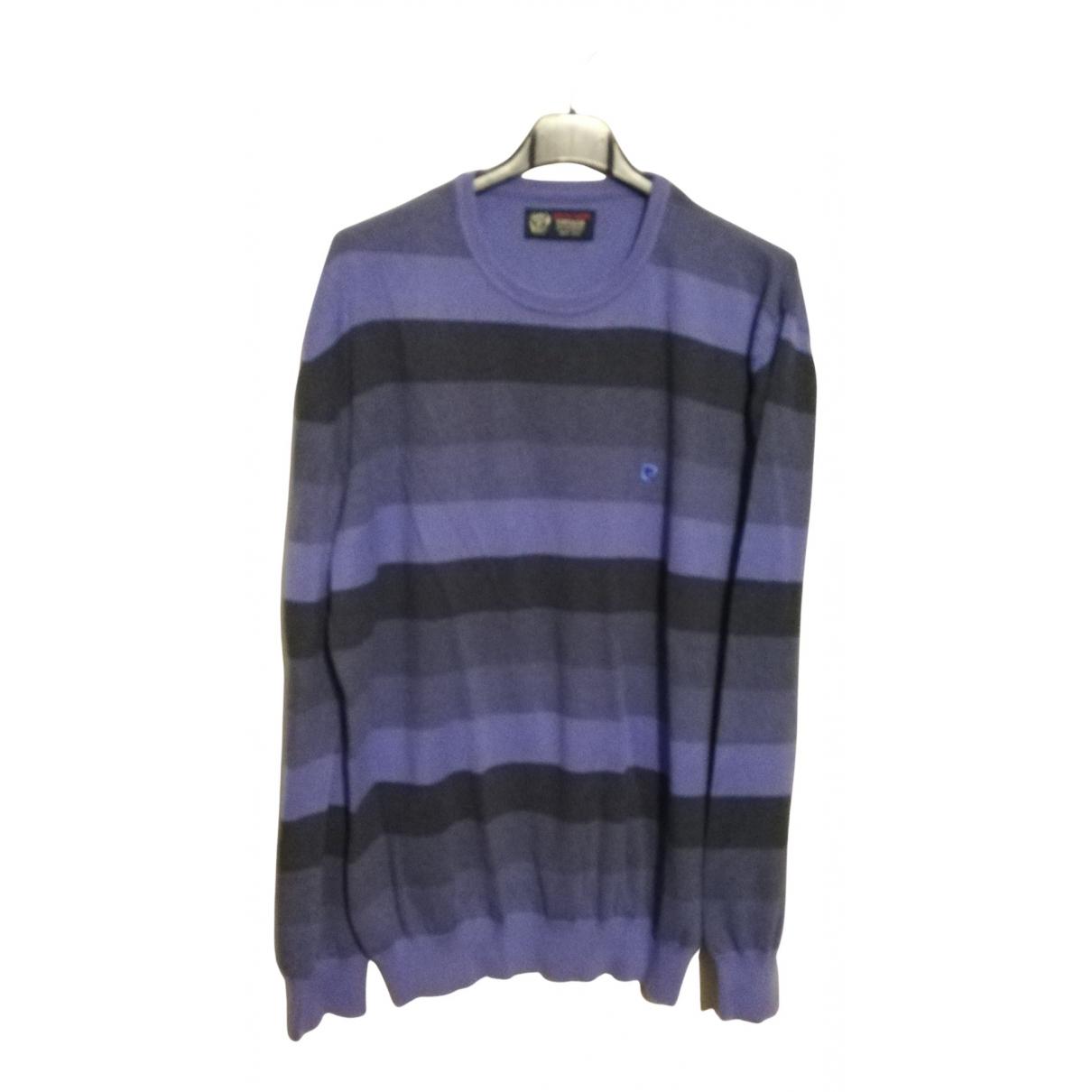 Pierre Cardin - Pulls.Gilets.Sweats   pour homme en coton - multicolore