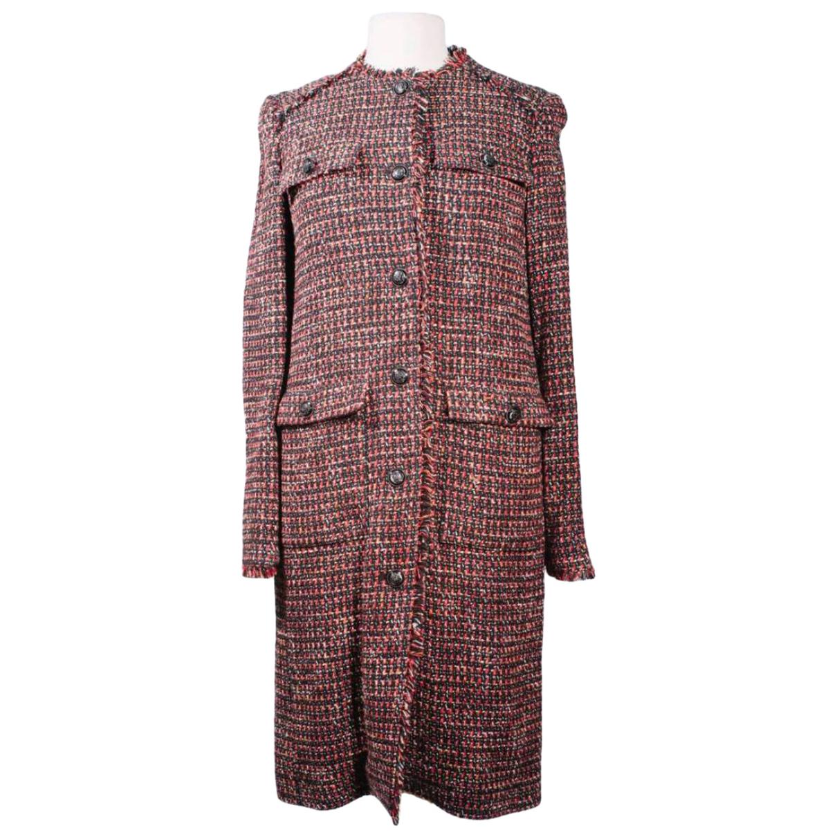 Lk Bennett - Manteau   pour femme en laine - noir