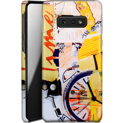 Samsung Galaxy S10e Smartphone Huelle - Its Time For von Kaitlyn Parker
