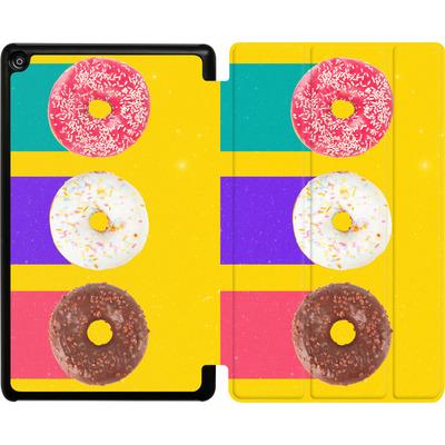 Amazon Fire HD 8 (2017) Tablet Smart Case - Donuts von Danny Ivan