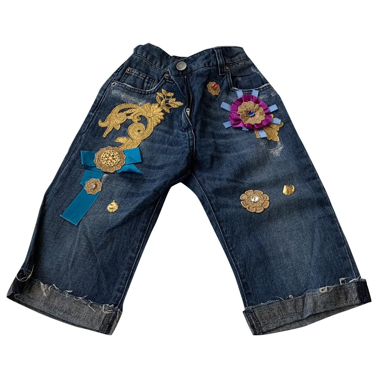 Dolce & Gabbana \N Cotton Shorts for Kids 8 years - up to 128cm FR