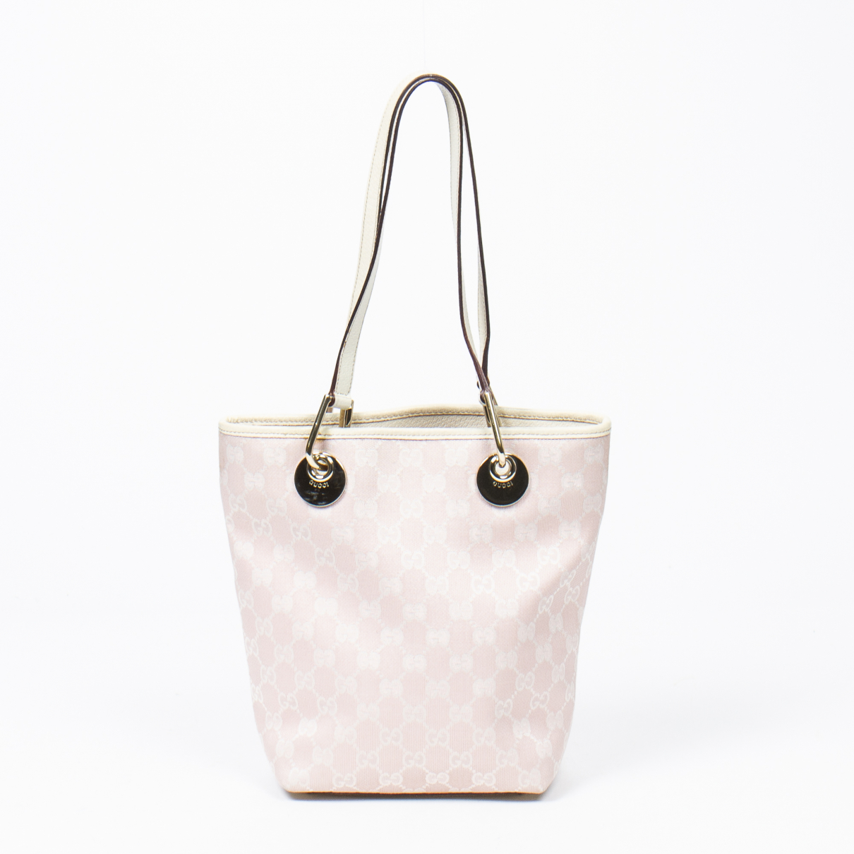 Gucci \N White Cotton handbag for Women \N