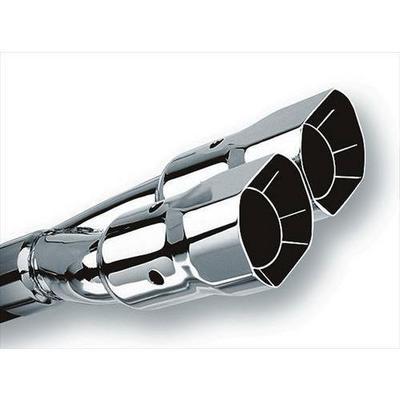 Borla Universal Exhaust Tip (Polished) - 20233