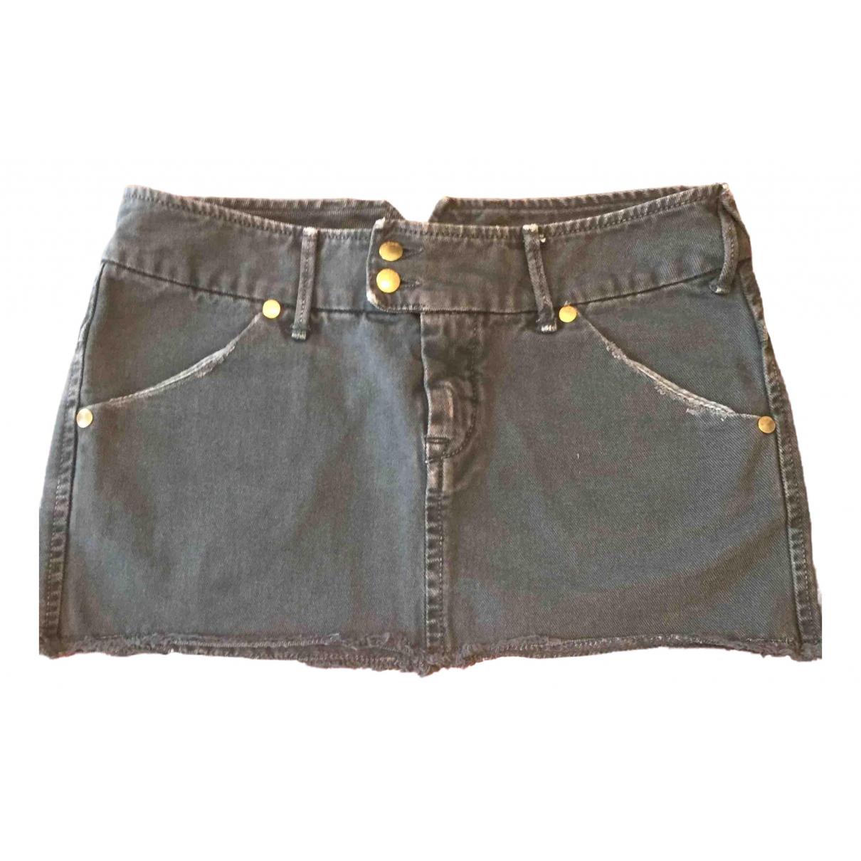 Cycle \N Rocke in  Gruen Denim - Jeans