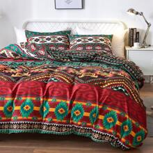 Tribal Print Bedding Set Without Filler