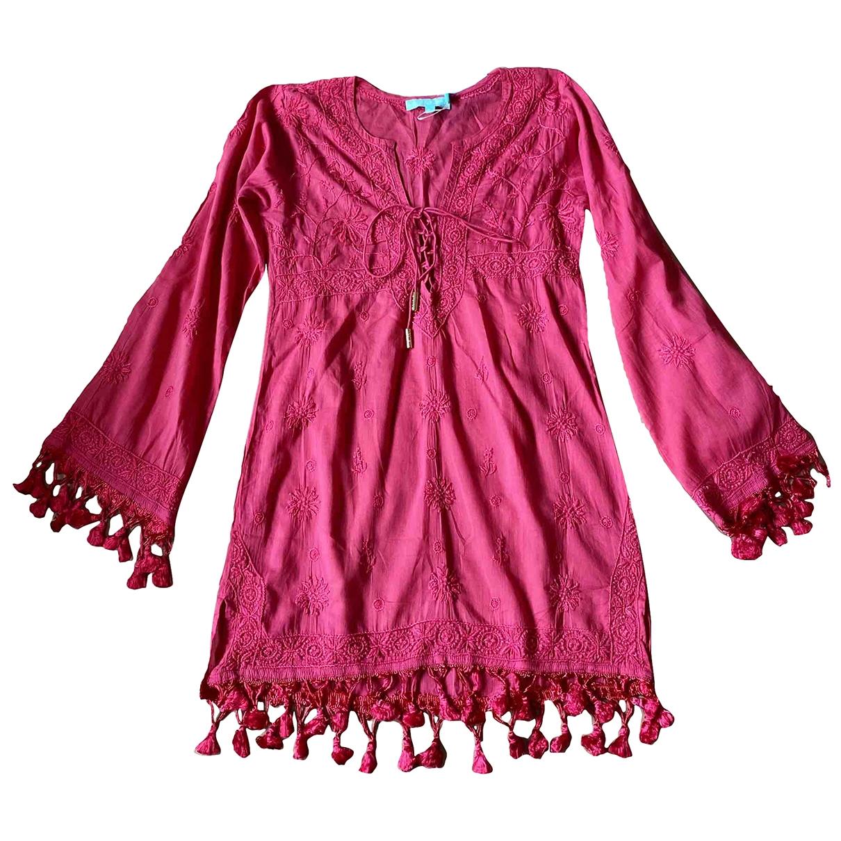 Melissa Odabash - Robe   pour femme en coton - rose