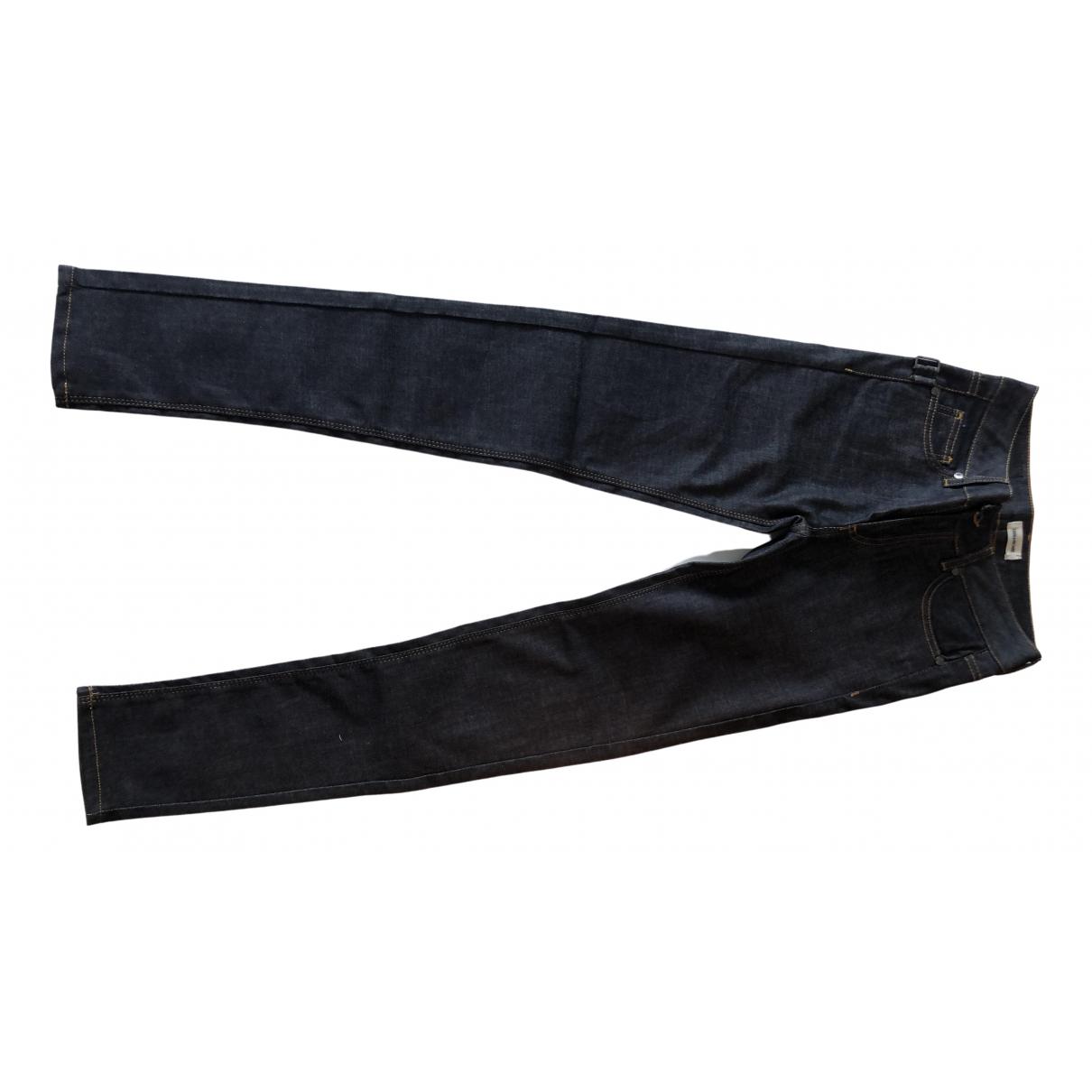 Zadig & Voltaire \N Blue Denim - Jeans Jeans for Women 25 US