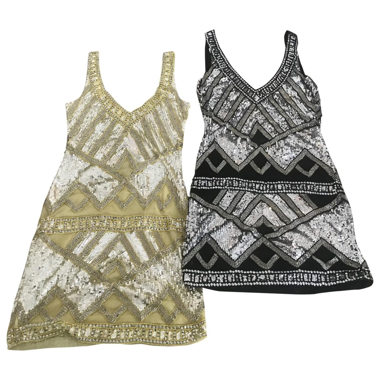Mini vestido de Seda Non Signe / Unsigned