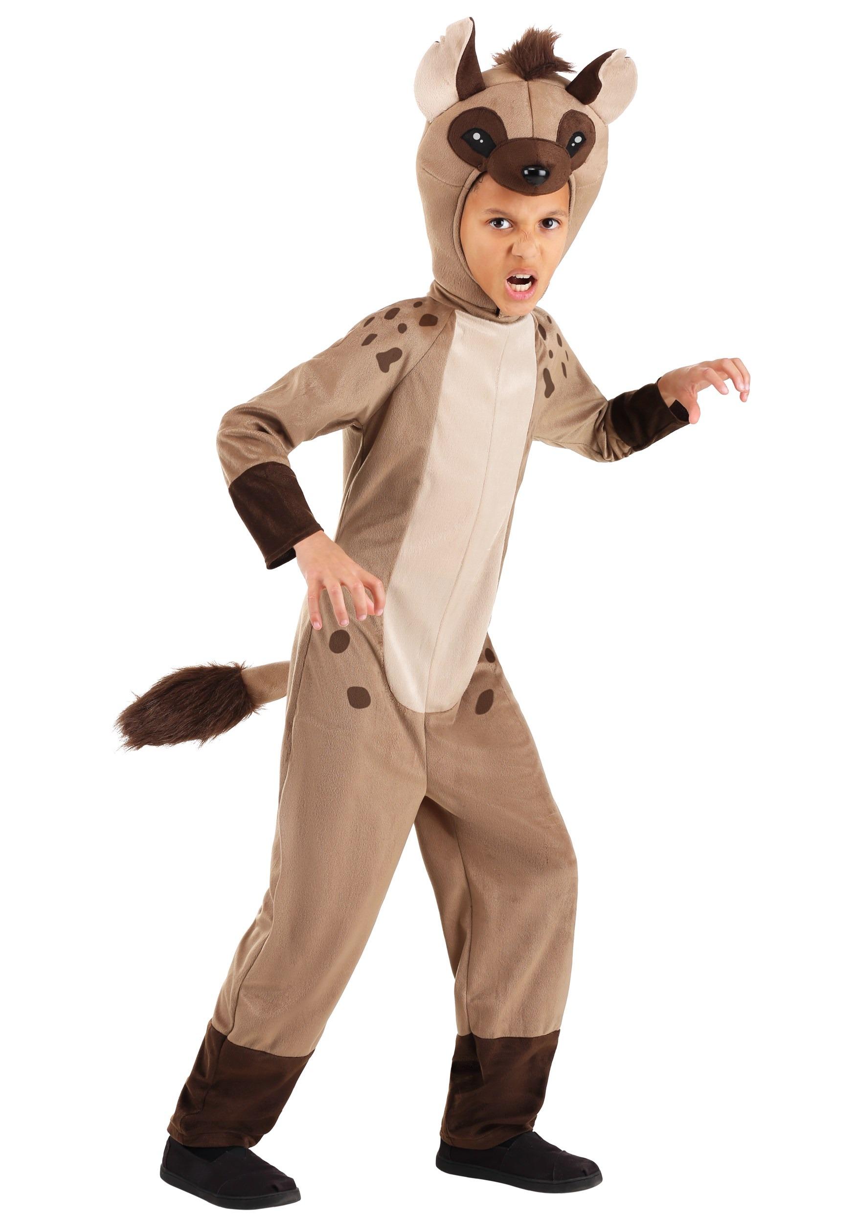 Kid's Hyena Costume