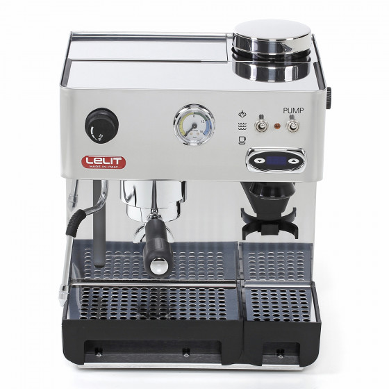Exposition coffee machine Lelit