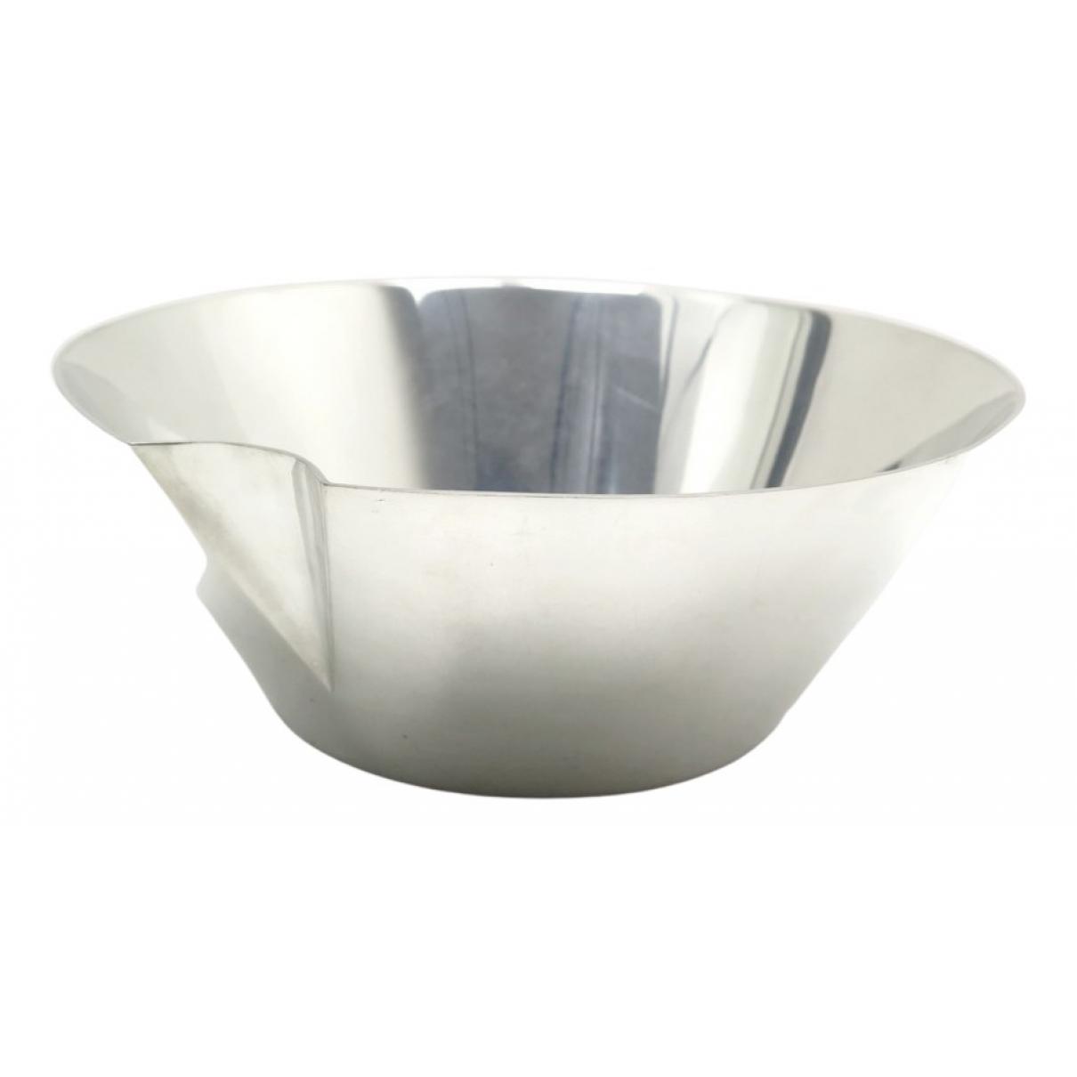 Hermes \N Tischkultur in  Silber Zinn