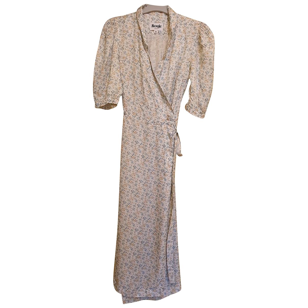 Rouje N Multicolour dress for Women 34 FR