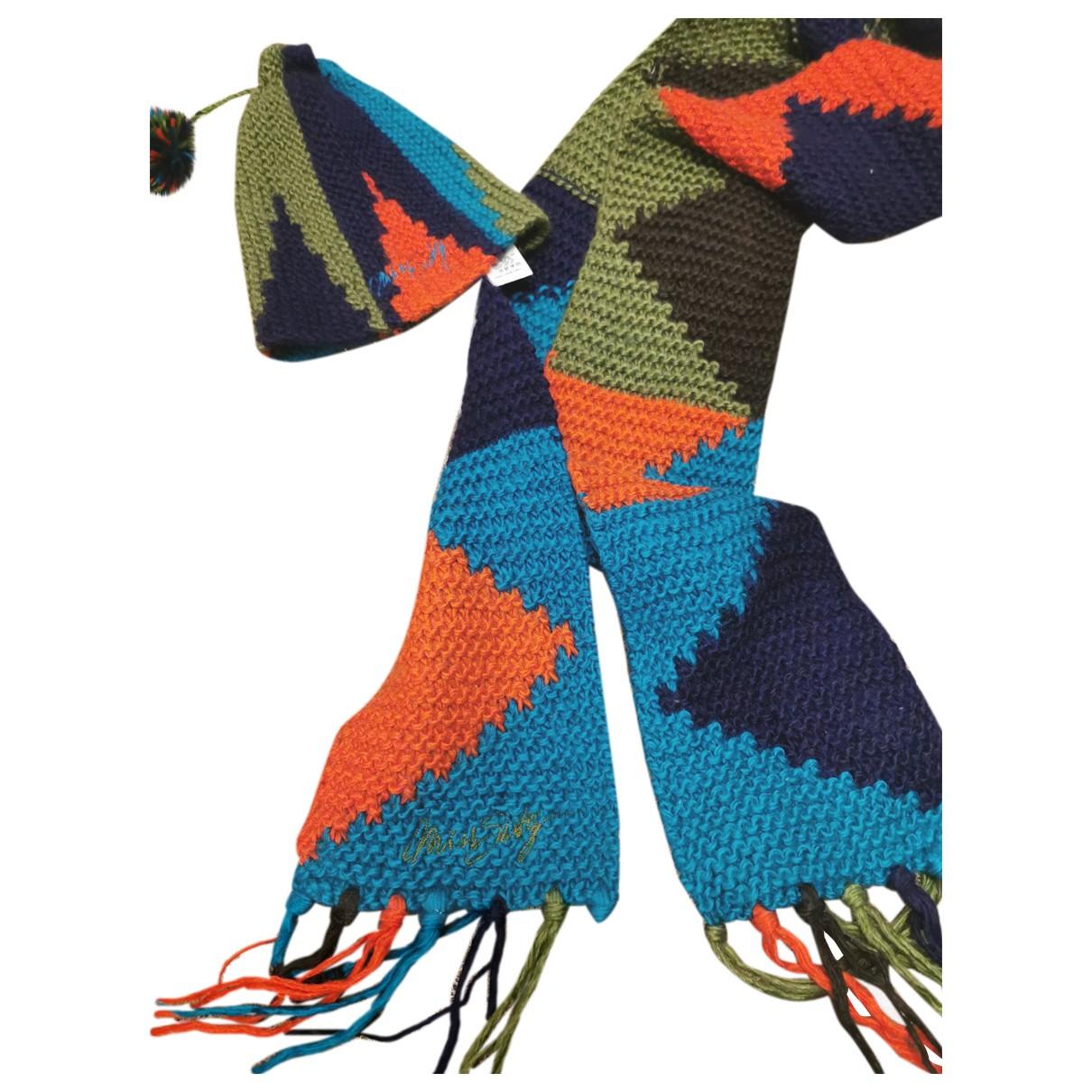 - Chapeau   pour femme en laine - orange