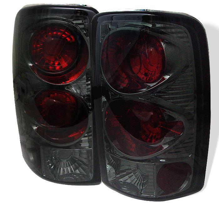Spyder Auto ALT-YD-CD00-SM Smoke Euro Style Taillights GMC Yukon 00-06