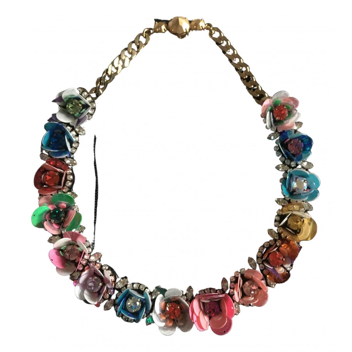 Shourouk - Collier   pour femme en metal - multicolore