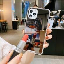 1 Stueck iPhone Schutzhuelle mit Spiegel