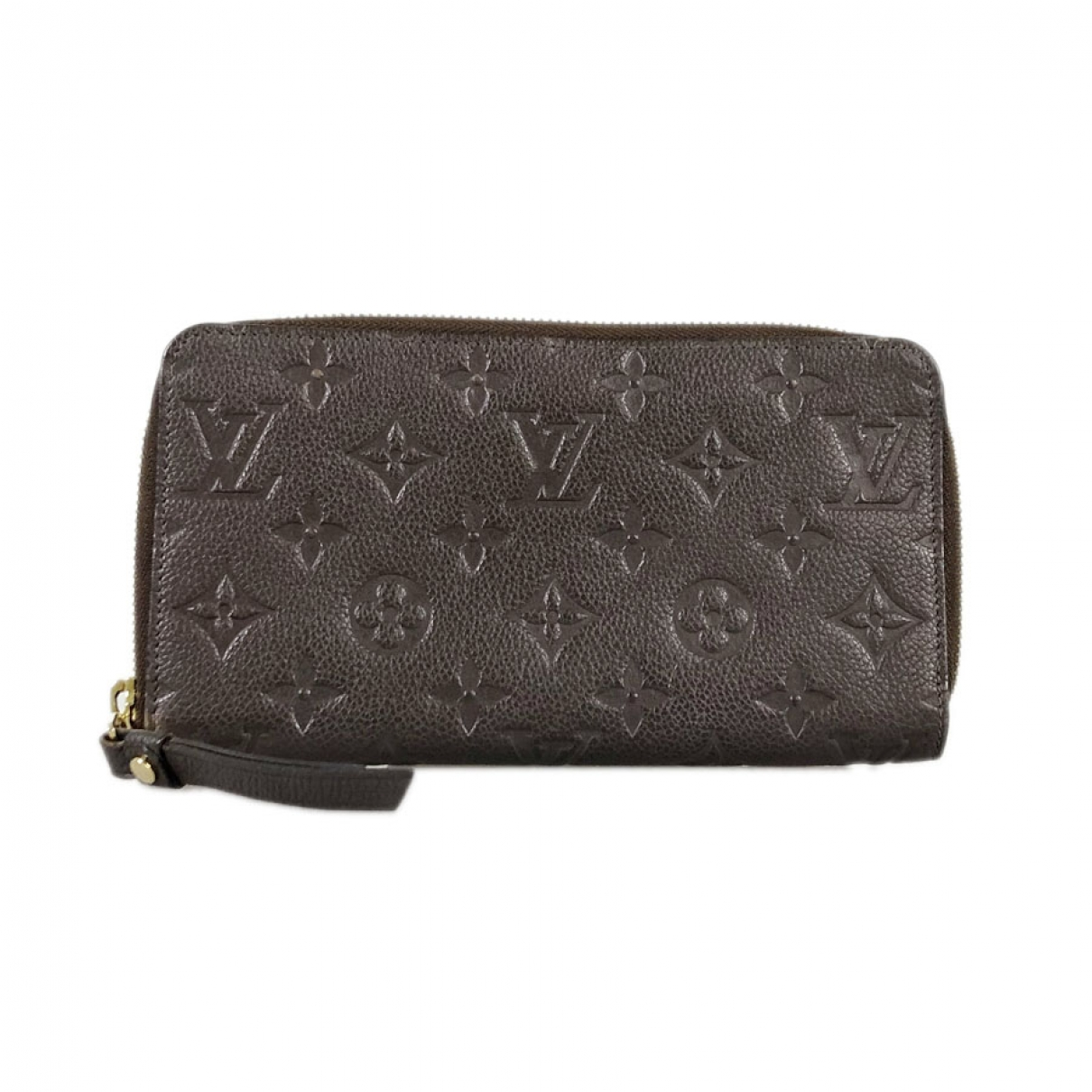 Cartera Zippy de Cuero Louis Vuitton