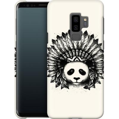 Samsung Galaxy S9 Plus Smartphone Huelle - Mixed Identity von Enkel Dika
