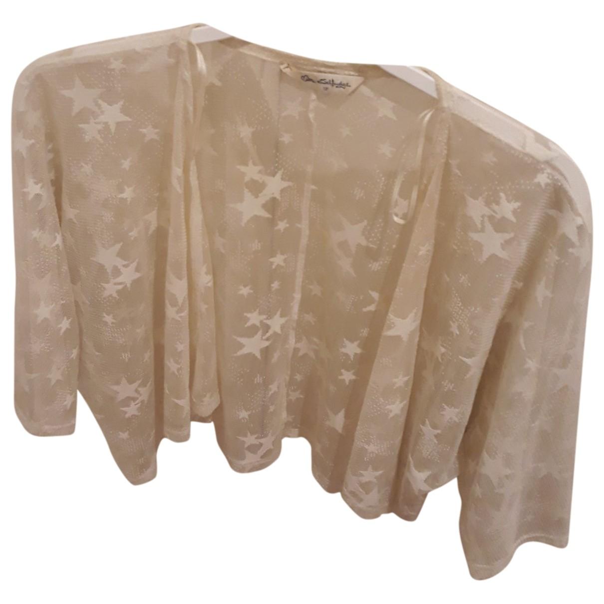 Miss Selfridge \N Ecru jacket for Women 12 UK