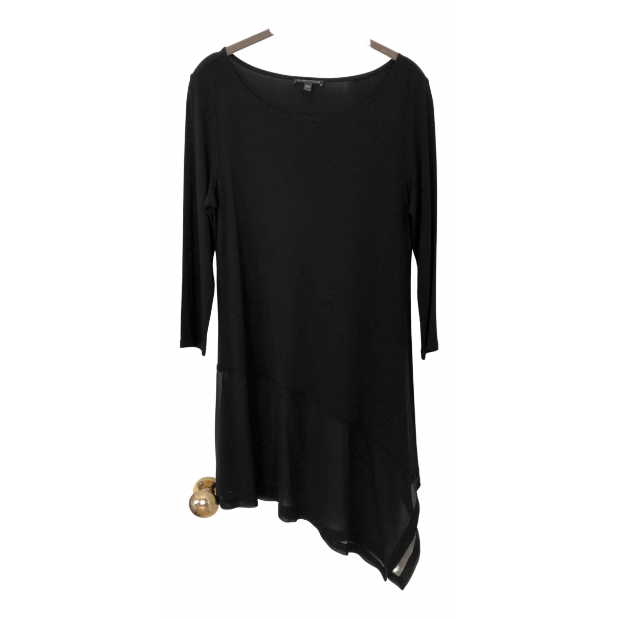 Eileen Fisher \N Black Silk  top for Women XS International