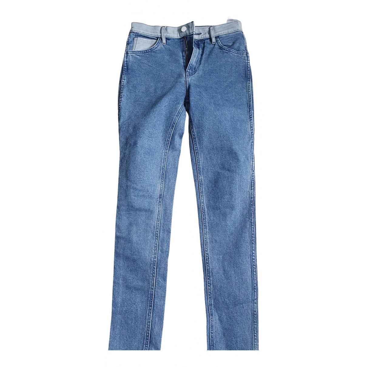 Levi's \N Denim - Jeans Jeans for Women 36 FR