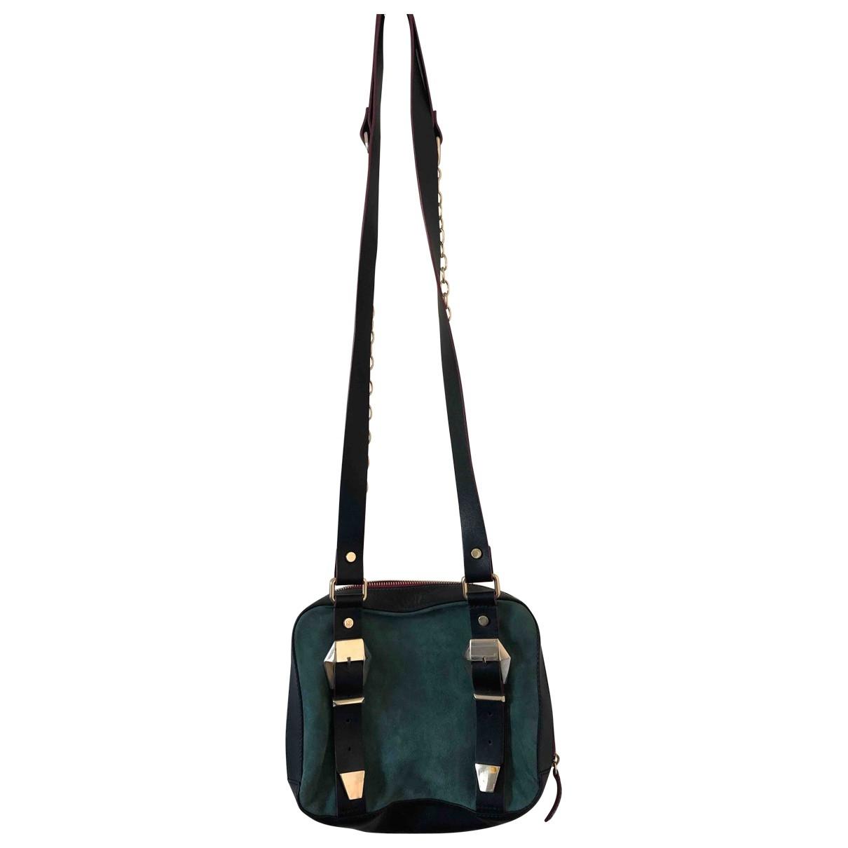 M Missoni \N Multicolour Leather handbag for Women \N