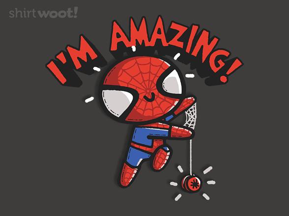 I'm Amazing! T Shirt