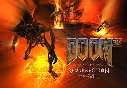 Doom 3 - Resurrection of Evil DLC EU Steam CD Key