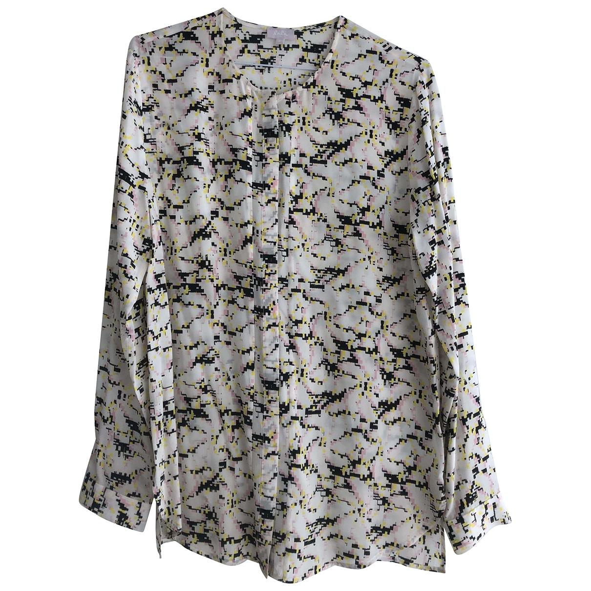 Lala Berlin \N White Silk  top for Women S International