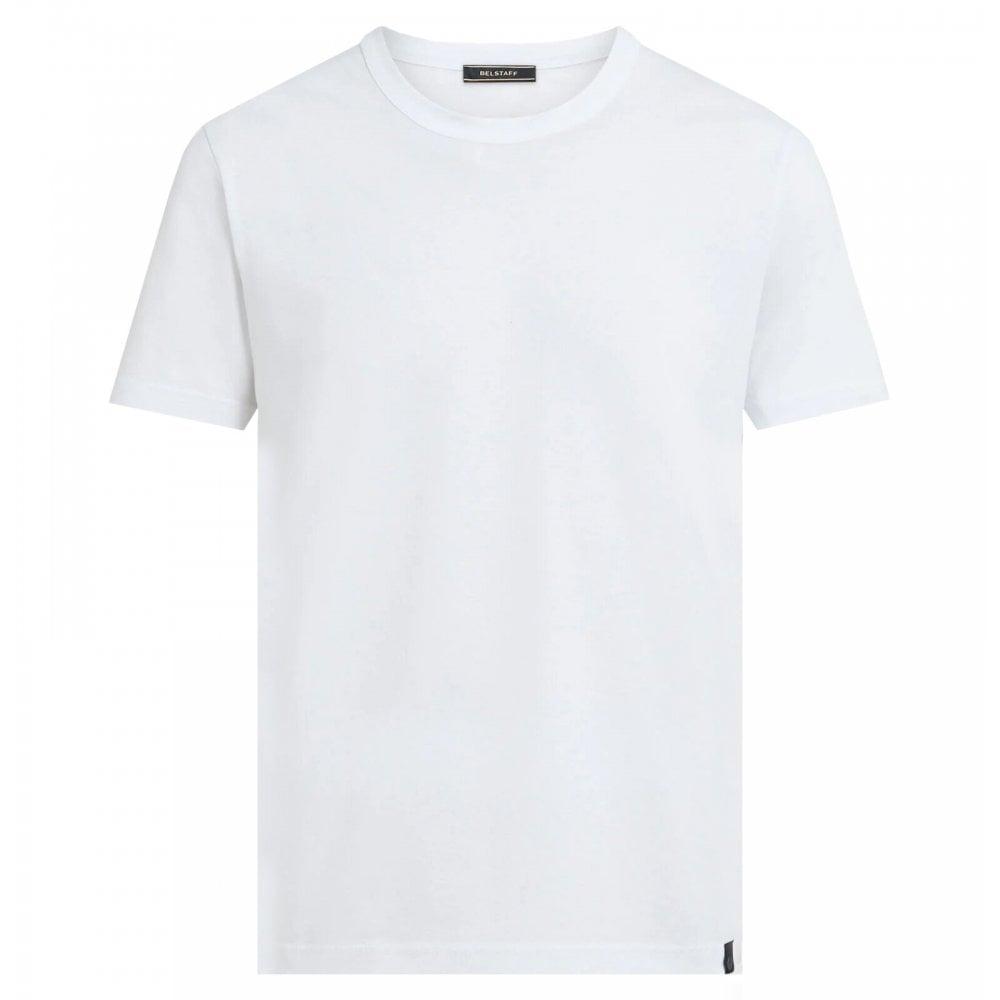 Belstaff Sydenham T-shirt Colour: WHITE, Size: LARGE