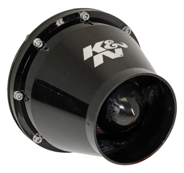 K&N 57A-6006 Performance Air Intake System Mini Cooper 2002-2004 1.6L 4-Cyl