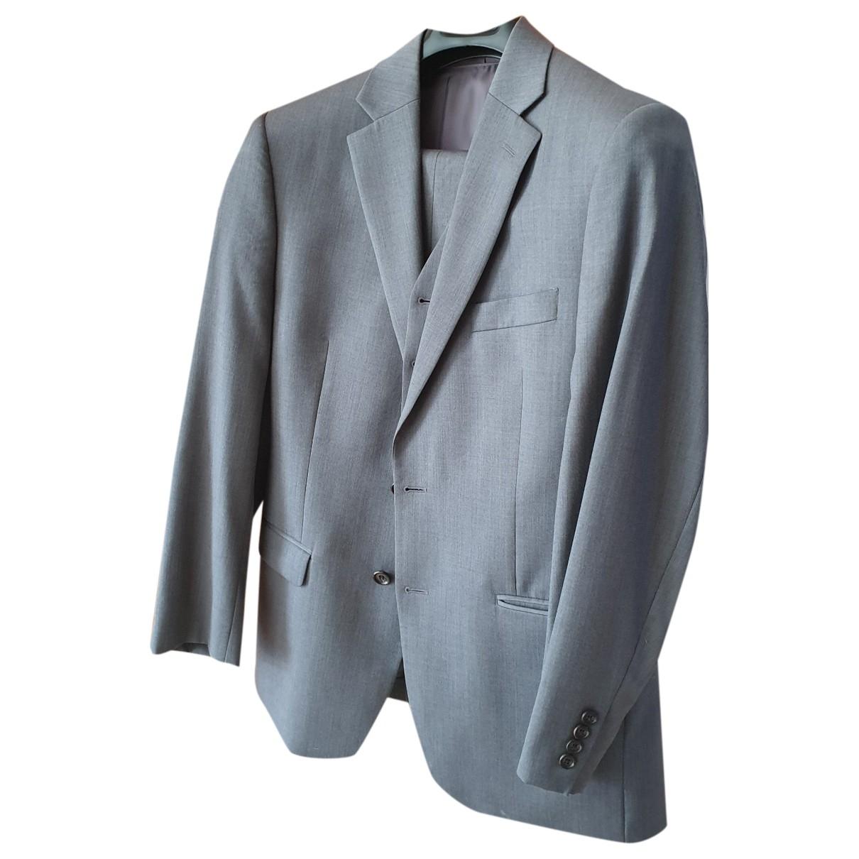 Lauren Ralph Lauren \N Grey Wool Suits for Men M International