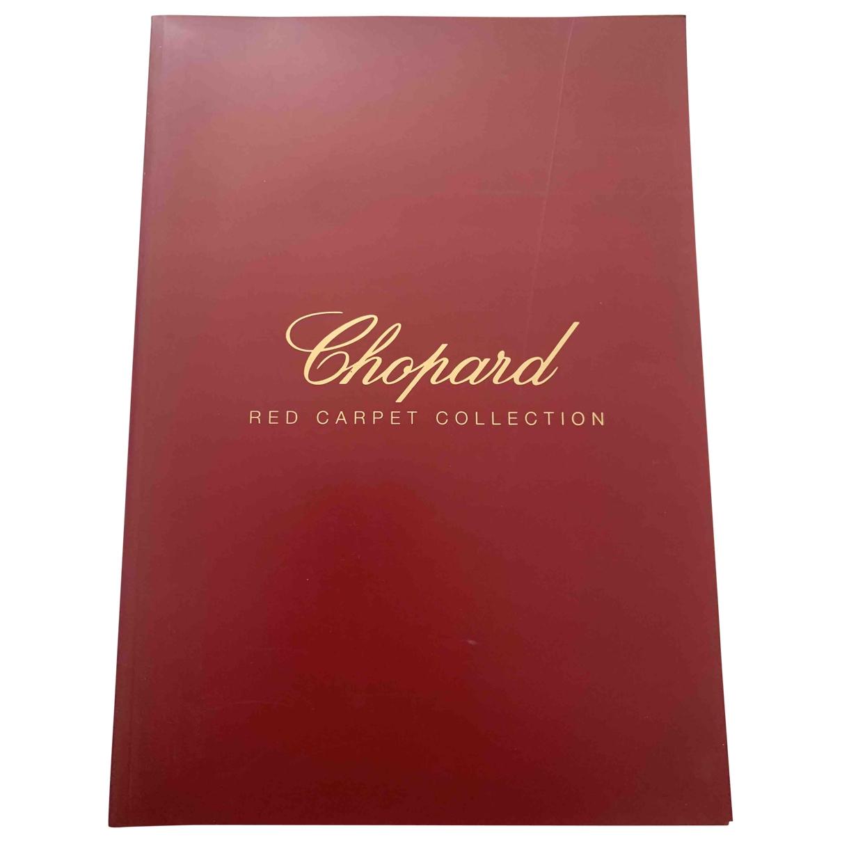 Chopard - Mode   pour lifestyle en bois - multicolore