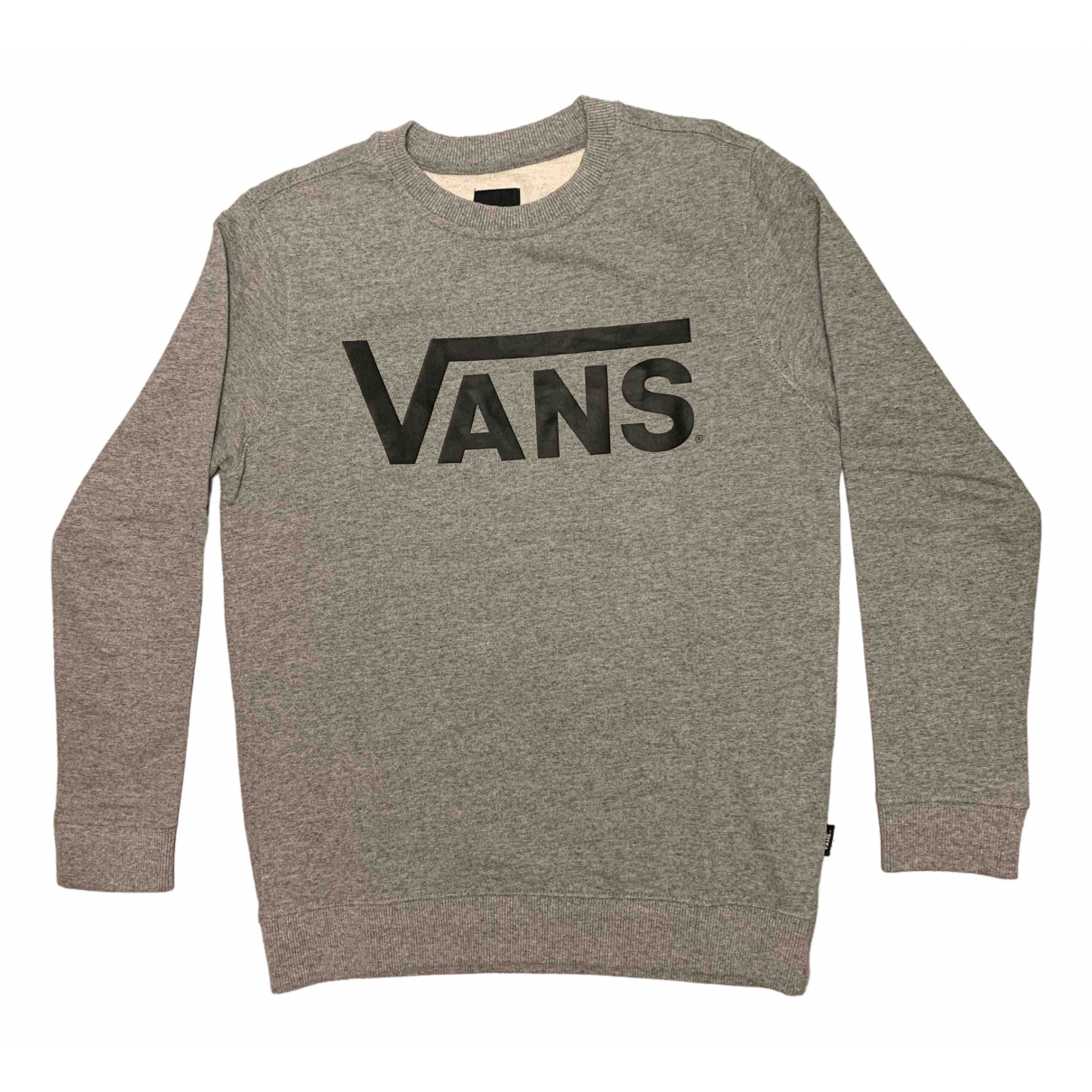 Vans N Grey Cotton Knitwear for Kids 12 years - XS FR