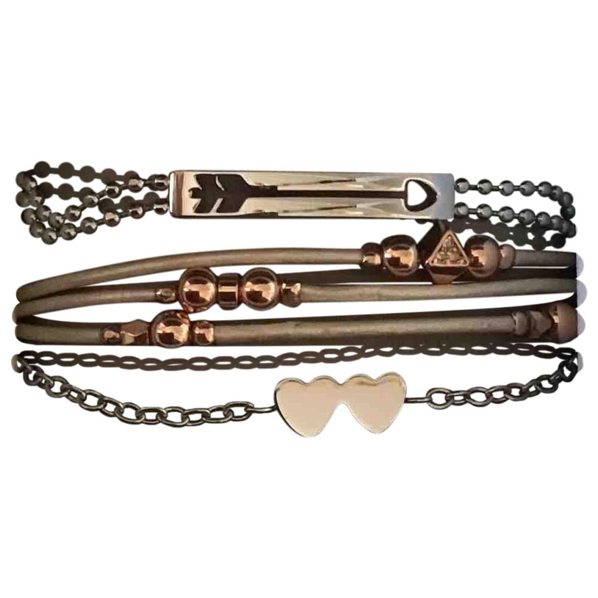 Fossil - Bracelet   pour femme en acier - metallise