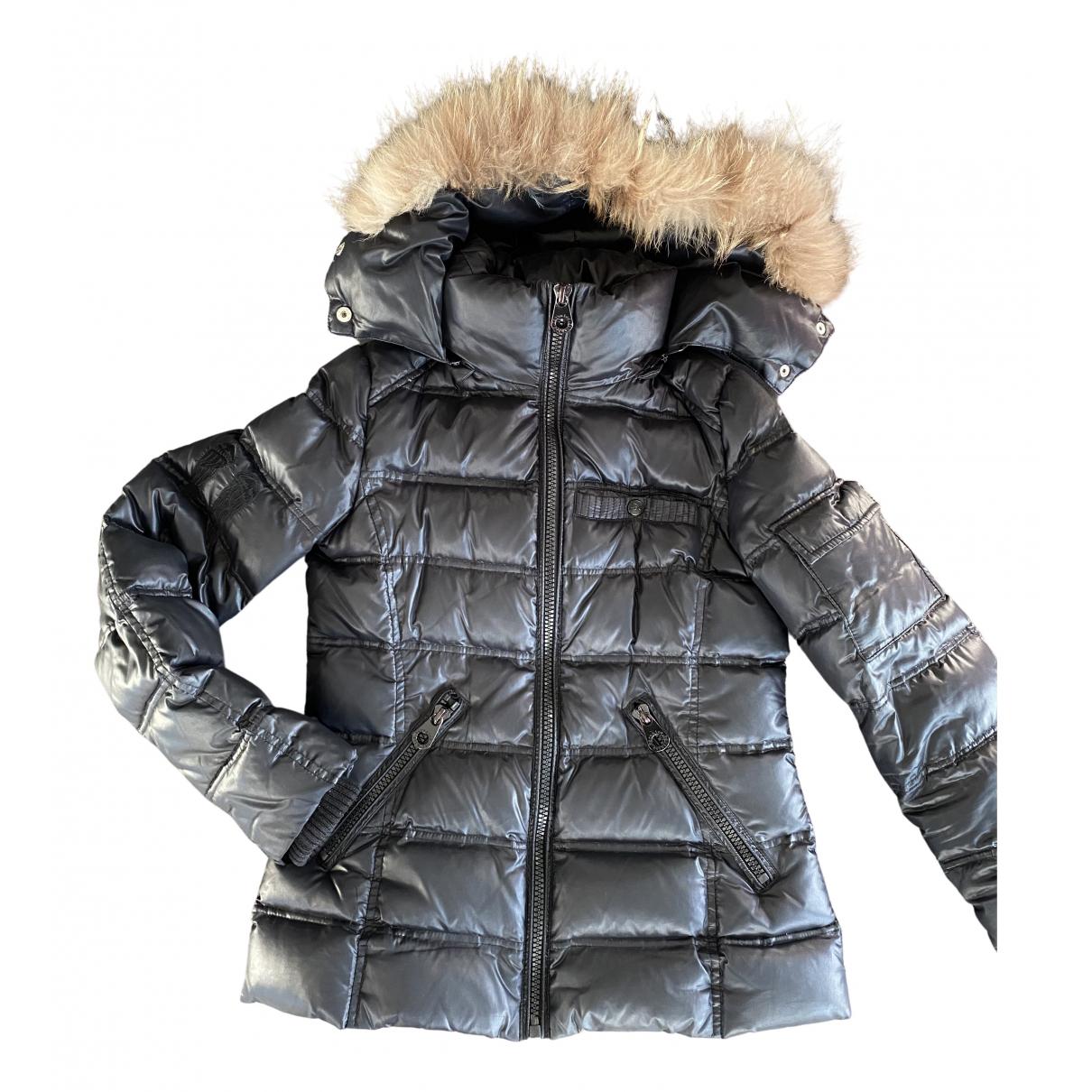 Berenice N Black coat for Women XS International