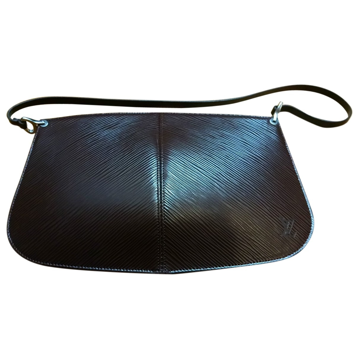 Pochette Demi Lune  de Cuero Louis Vuitton