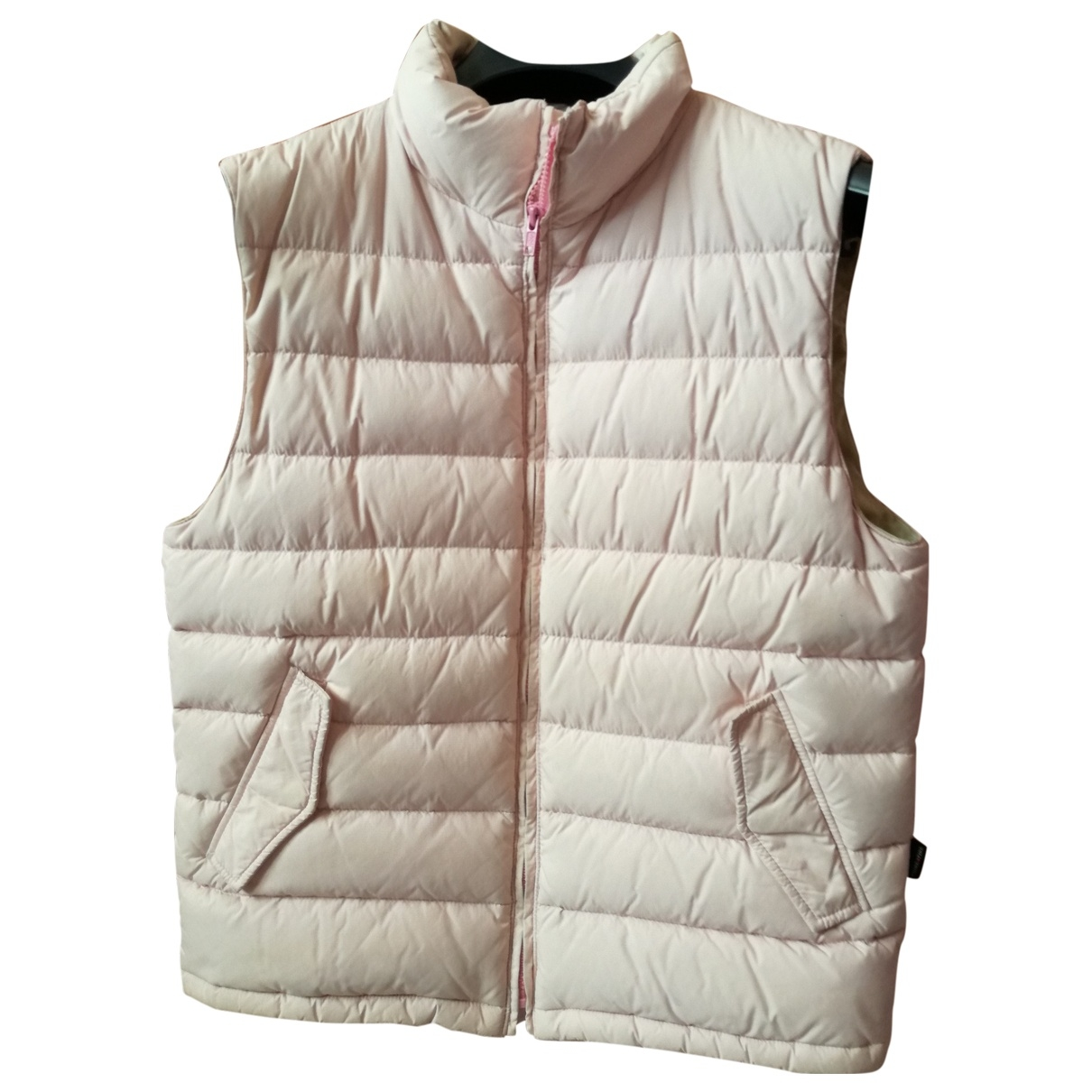 Non Signé / Unsigned \N Pink coat for Women 40 FR