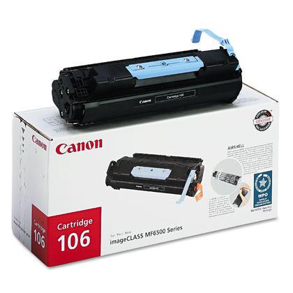 Canon 106 0264B001AA cartouche de toner originale noire